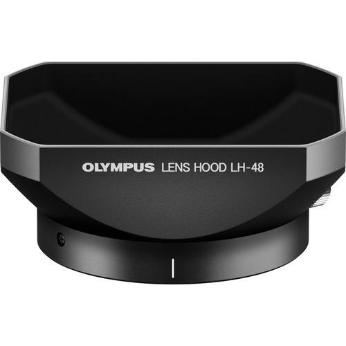 OLYMPUS LH-48 Sonnenblende für 12mm f2 PREMIUM