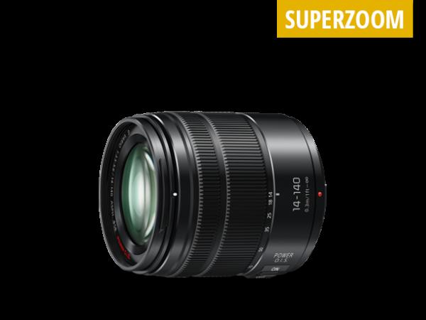 Panasonic Lumix 14-140mm f3.5-5.6 Reisezoom