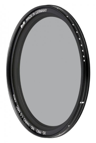 B+W Premium Vario-Graufilter MRC-Nano