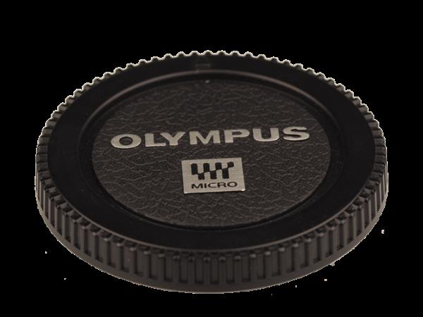 Olympus BC-2 Gehäusekappe MFT