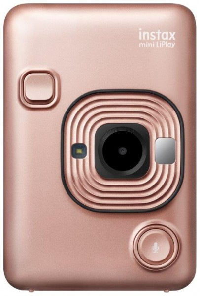 FUJIFILM Instax LiPlay ++ Digitale Sofortbildkamera ++