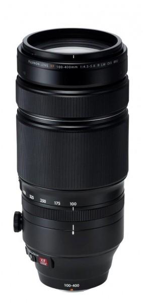 FUJI XF 100-400mm F4.5-5.6 R LM OIS WR + TC XF1.4x