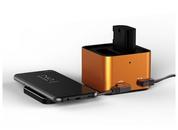 Hähnel PowerCube wireless charger