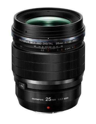 Olympus M.Zuiko 25mm f1.2 PRO