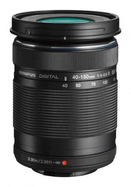 Olympus M.Zuiko 40-150mm f4.0-5.6 R schwarz