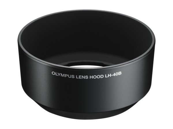 Olympus LH-40B Sonnenblende für 45mm f1.8 PREMIUM