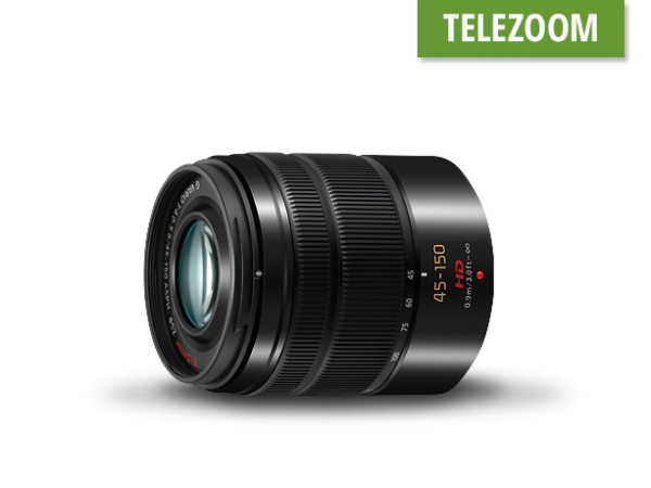 Panasonic Lumix 45-150mm f4.0-5.6 G Vario