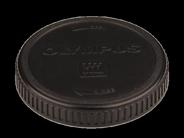 Olympus LR-2 Hinterer Objektivdeckel MFT