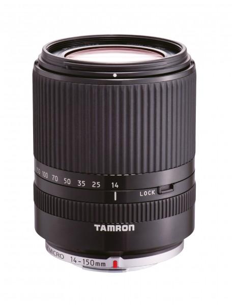 Tamron 14-150mm f 3.5-5.8 Di III MFT schwarz
