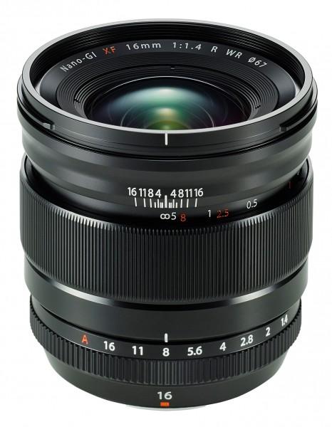 FUJIFILM XF 16mm f1.4 WR