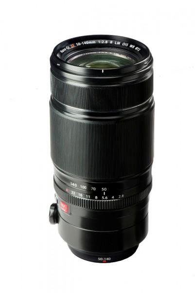FUJIFILM XF 50-140mm f2.8 R LM OIS WR Kit inkl. x1,4 Telekonverter